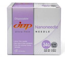 Наноиглы производства Japan Bio Products Co.,Ltd.