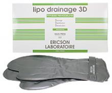 Перчатки выполнены из специального полимера медицинского назначения и заполнены изнутри теплоемким гелем, который способен оставаться охлажденным длительное время.