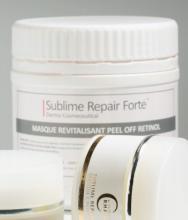 Роскошная альгинатная маска с активной формой ретинола обладает мощным регенерирующим и обновляющим действием на кожу лица.